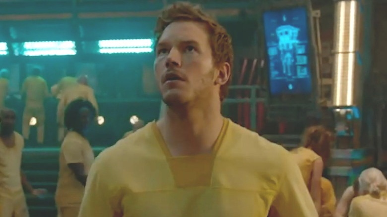 Chris Pratt i Guardians of the Galaxy