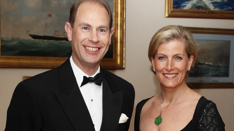 Prins Edward og Sophie Wessex