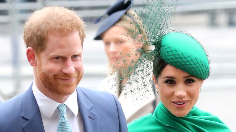 Prins Harry og Meghan Markle går sammen