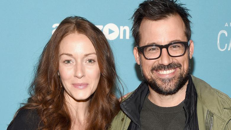 Jennifer Ferrin og Zachary Bliss
