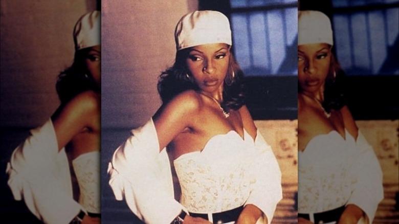 Mary J. Blige ca 1992