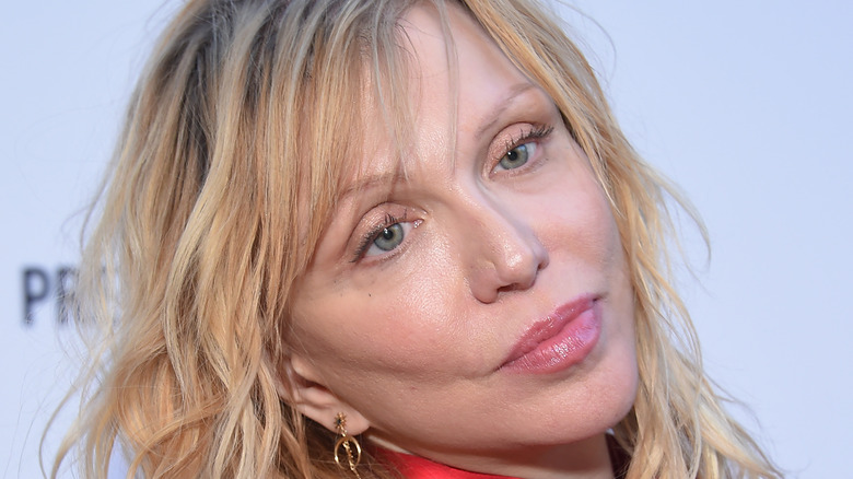 Courtney Love vippehode