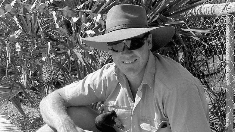 Steve Irwin satt