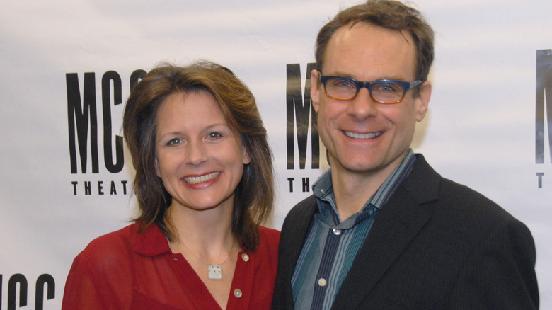 Jennifer Van Dyck og Jonathan Walker