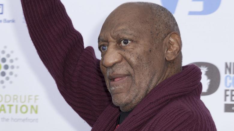 Bill Cosby vinker