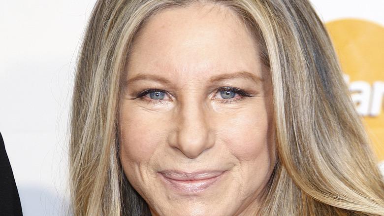 Barbra Streisand på rød løper