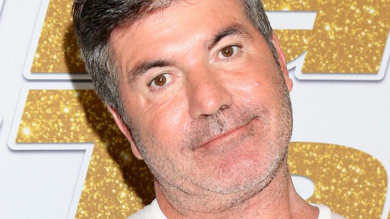Simon Cowell på et America's Got Talent-arrangement
