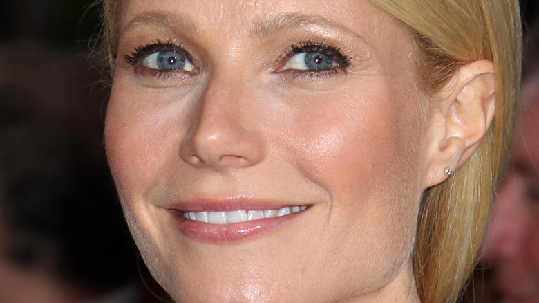 Gwyneth Paltrow smiler