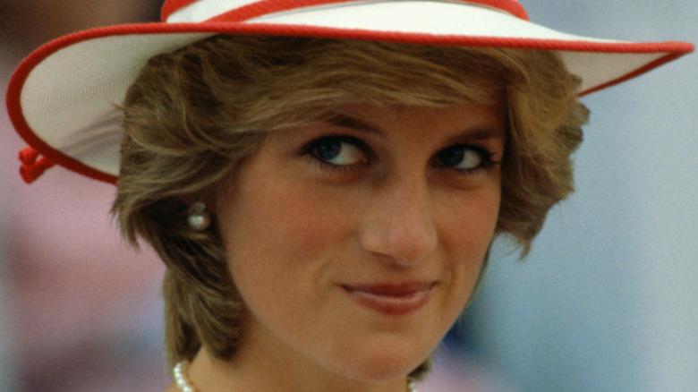 Prinsesse Diana-hatt