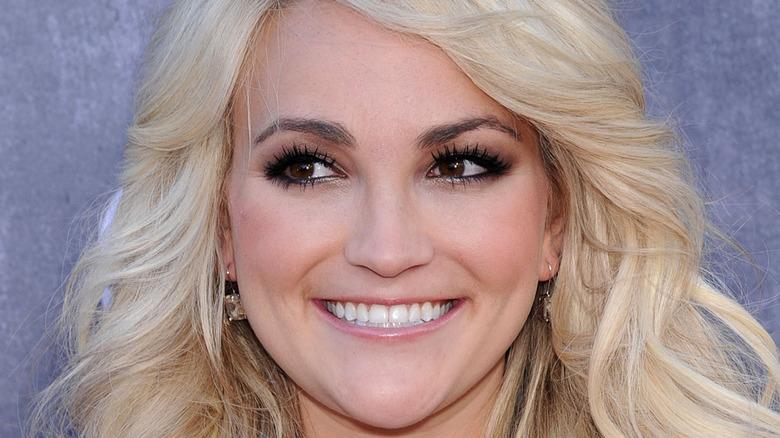 Jamie Lynn Spears smiler