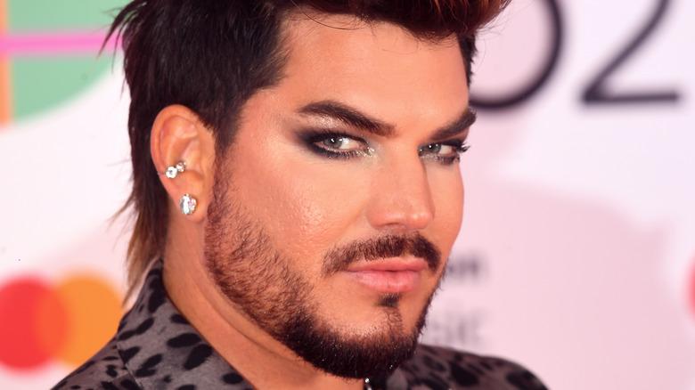 Adam Lambert i 2021