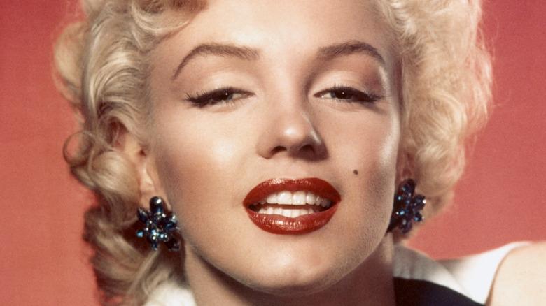 Marilyn Monroe glamour skutt