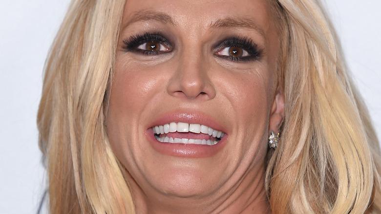 Britney Spears tenner