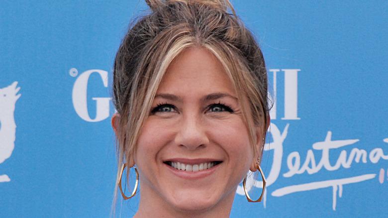 Jennifer Aniston smiler