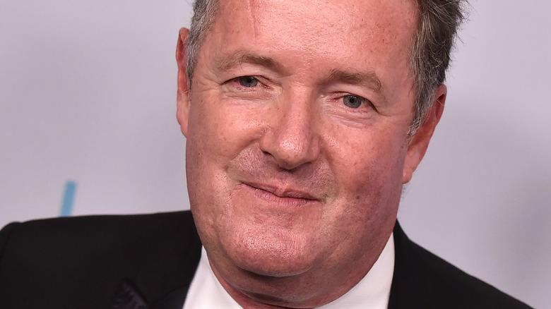 Piers Morgan på et arrangement
