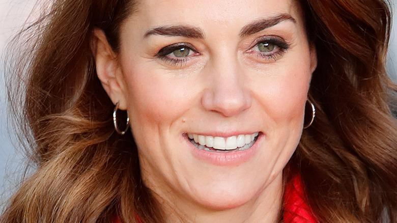 Kate Middleton grønne øyne