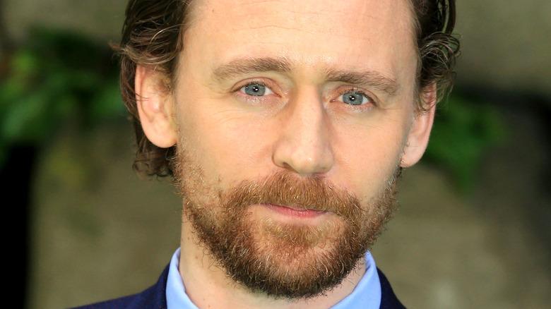 Tom Hiddleston på 'Early Man' premiere 2018