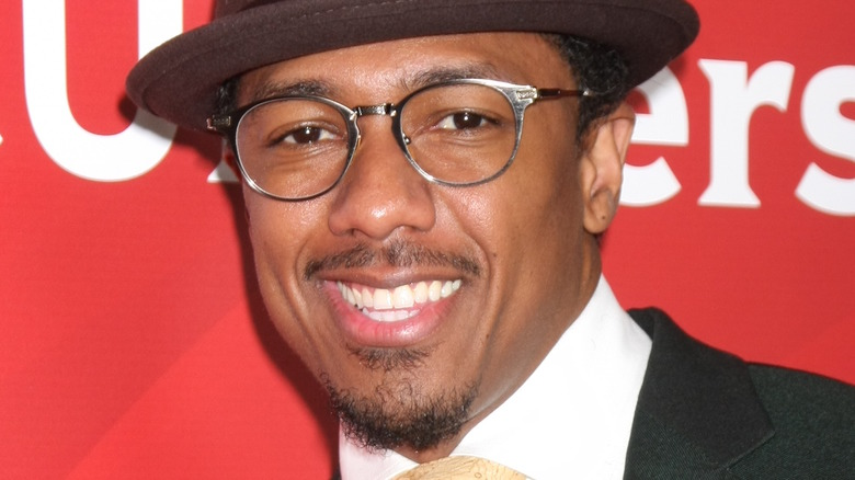 Nick Cannon på NBCUniversal Cable TCA Press Day Winter 2016