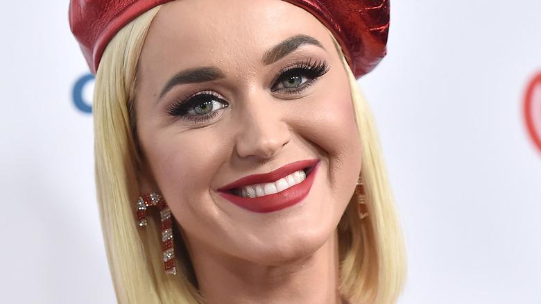 Katy Perry ankommer KIIS FM Jingle Ball 2019