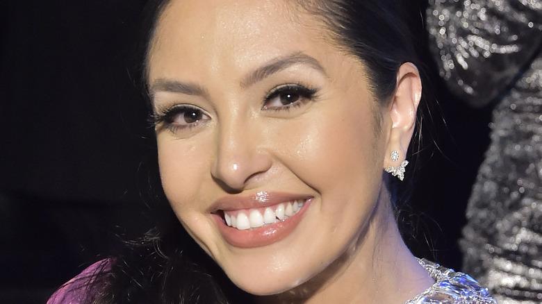 Vanessa Bryant smiler