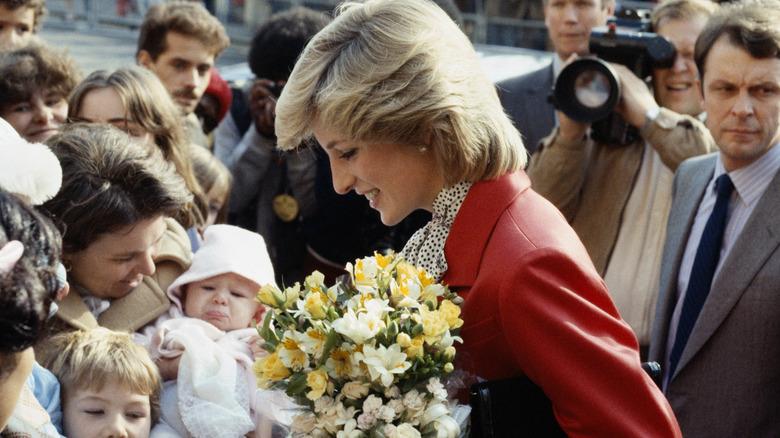 Prinsesse Diana blomster
