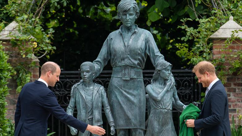 Prinsesse Diana-statuen