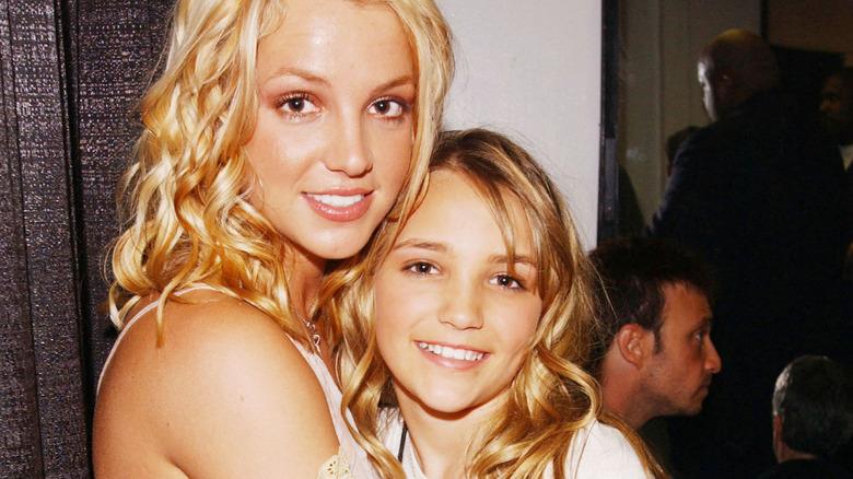 Britney Spears og Jamie Lynn Spears