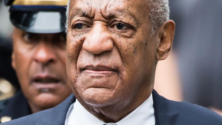 Bill Cosby går