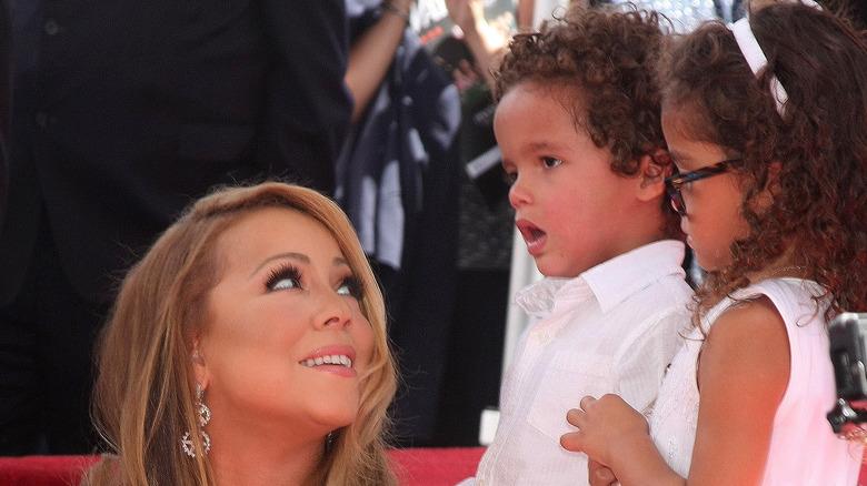 Mariah Carey ser opp på marokkanske og Monroe