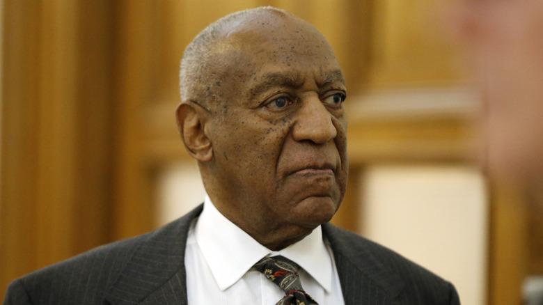 Bill Cosby i retten