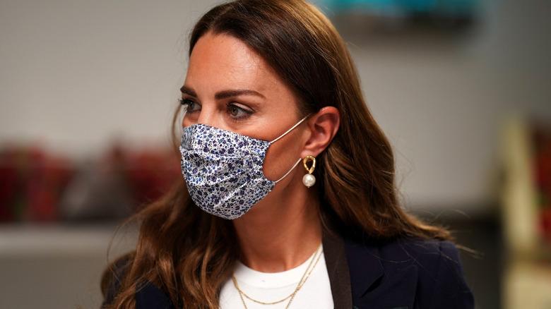 Kate Middleton ansiktsmaske