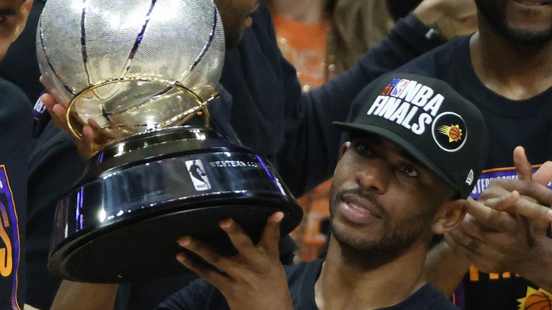Chris Paul Phoenix Suns Finals