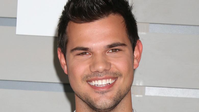 Taylor Lautner på et arrangement