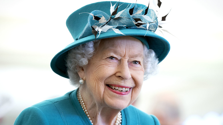Dronning Elizabeth II i 2021