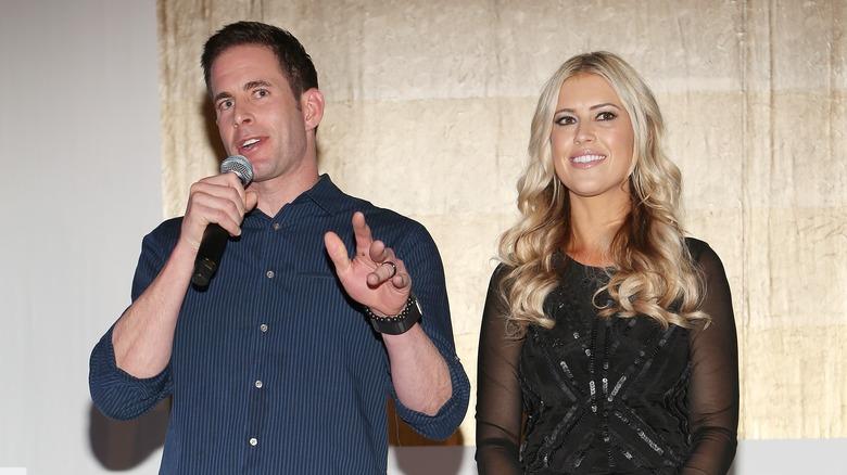 Tarek El Moussa og Christina Haack