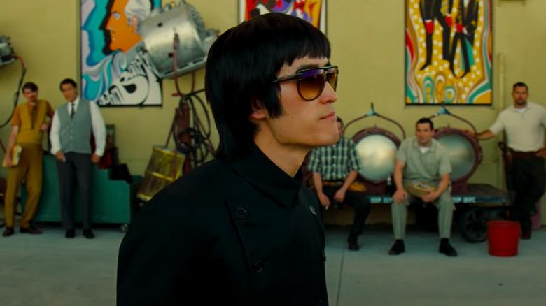 Mike Moh som Bruce Lee