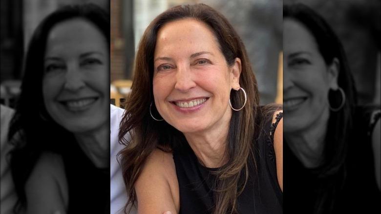 Debra Ponzek smiler