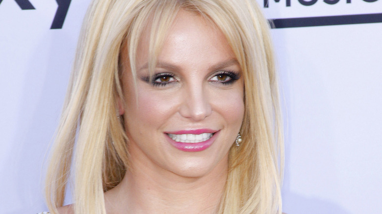 Britney Spears smeller