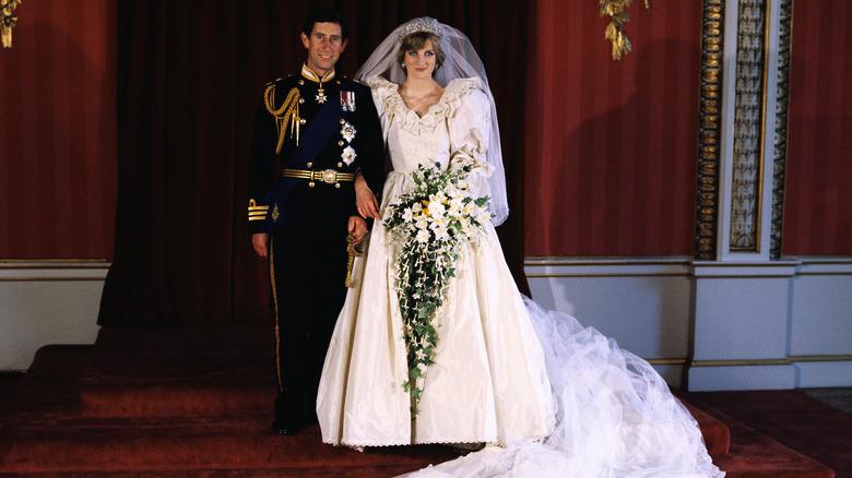 Prinsesse Diana, prins Charles poserer