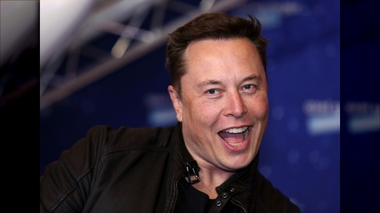 Elon Musk ler