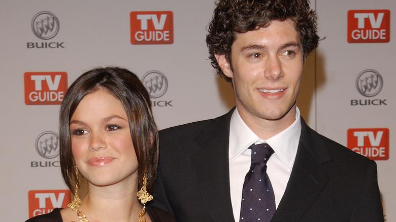 Rachel Bilson og Adam Brody