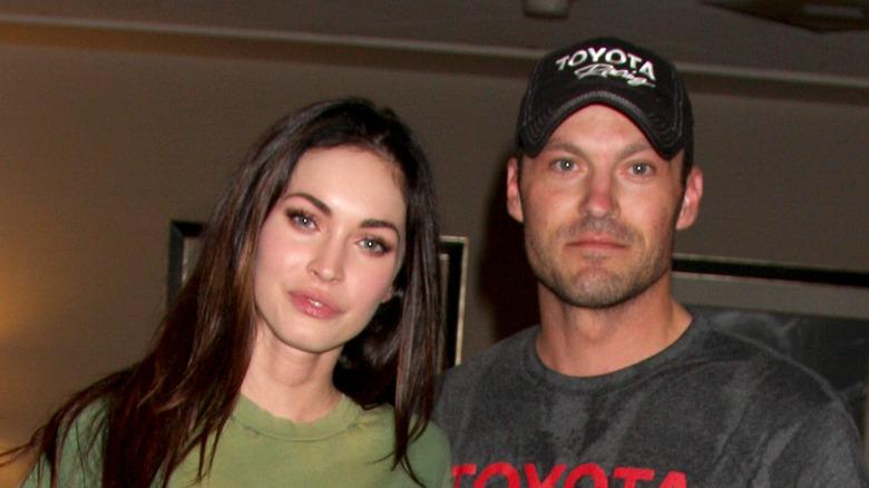 Megan Fox og Brian Austin Green