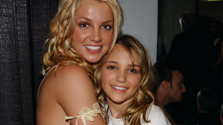 Jamie Lynn Spears, Britney Spears, 2003
