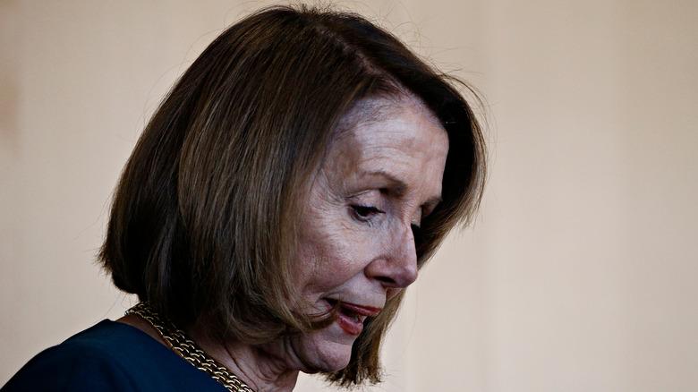 Nancy Pelosi i Frankrike i 2019