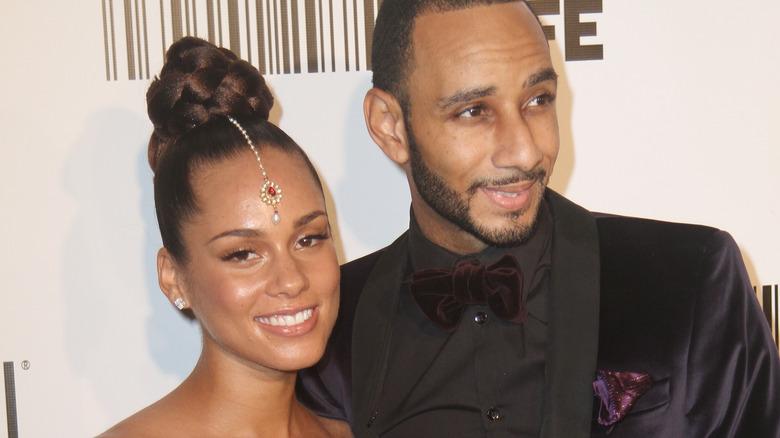 Alicia Keys og Swizz Beats i 2010