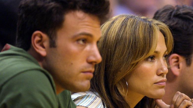 Ben Affleck og Jennifer Lopez
