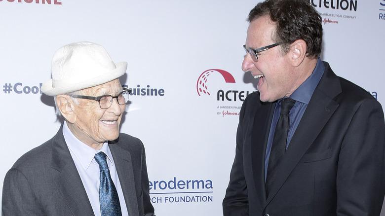 Norman Lear, Bob Saget ler