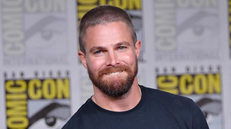 Stephen Amell på Comic-Con