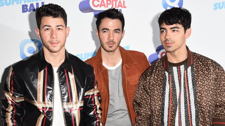 Jonas Brothers røde løper