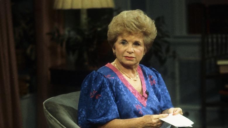 Dr. Ruth på TV